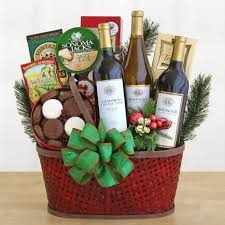 wine gift baskets buy a bounty of wine gift basket wine gift baskets for him