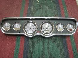 1965 mustang instrument cluster 65 mustang instrument upgrade classics