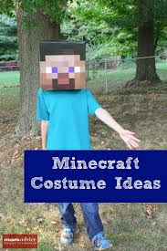 Minecraft Costume Diy Minecraft Costume Ideas Momadvice