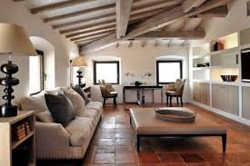 Luxury Italian Villa  Architecture Decorating Ideas - Italian living room design