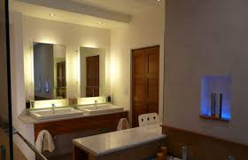 Bathroom Can Lights Understated Radiance Dazzling Recessed Lighting For Warm And