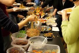 thanksgiving potluck 2011 harvard yenching institute