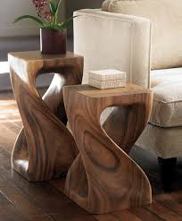 modern u0026 stylish wooden side table designs for different places