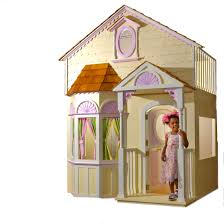 girls dollhouse bed www sweetdreambed com girls dollhouse bed with slide u0026 steps