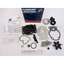 johnson evinrude omc new oem kit ay water pump u0026 impeller 0437907