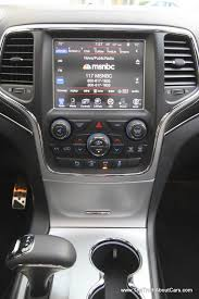 jeep grand cherokee custom interior review 2014 jeep grand cherokee srt with video the truth