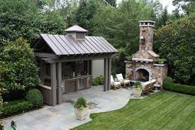 Backyard Covered Patio Ideas Outdoor Covered Patio Ideas Patio Traditional With Metal Roof
