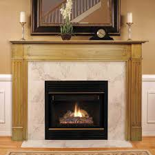 pearl mantels 48 williamsburg unfinished fireplace surround by pearl mantels
