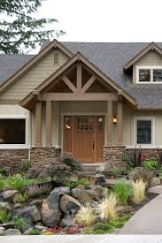 Home Plans Ranch Style Best 25 Ranch House Landscaping Ideas On Pinterest Brick