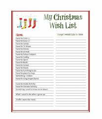 the christmas wish list 43 printable christmas wish list templates ideas template archive