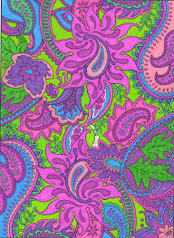 free adorable pink paisley images on your pc