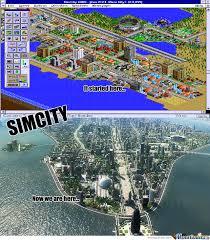 Simcity Meme - simcity trip by tara794 meme center