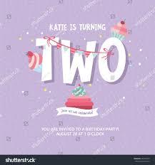 greeting card design birthday cakes happy stock vector 454779235