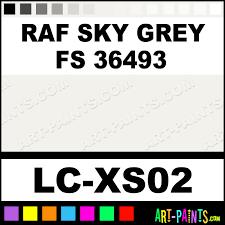 raf sky grey fs 36493 wwii royal australian aircraft 2 airbrush