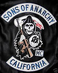 Sons Anarchy Costume Halloween Sons Anarchy Motorcycle Club Sons Tvs Board