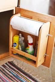 Cabinet Door Organizer Clever Ways To Organize Your Kitchen Sink Door Organizer