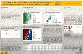 Uw Milwaukee Map 2012 Saa Posters