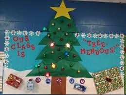 my christmas tree bulletin board stuff pinterest