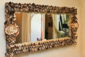 themed mirror wall mirrors flower capiz seashell wall mirror seashell wall