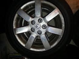 nissan maxima oem wheels photovoom tires tires auto parts mb bmw photovoom