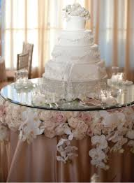 wedding cake design and styling