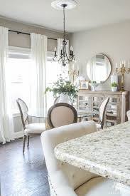 Dining Room Accent Pieces Updated Breakfast Nook A Lighter Brighter Look Kelley Nan
