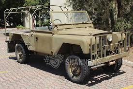 land rover series 3 109 sold landrover 2a 109 u0027workshop u0027 utility auctions lot 7 shannons
