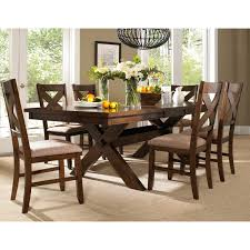 contemporary glass dining table and chairs tags superb round