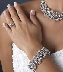 bridal bracelet images Beautiful swarovski crystal stretch vine bridal bracelet clearance jpg