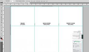 fold brochure template size tri fold brochure template adobe indesign trifold