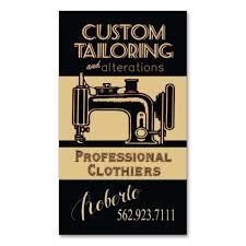 Business Card Fashion Designer 198 Best Tailor Business Cards Images On Pinterest Business
