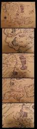 25 best middle earth map ideas on pinterest middle earth lotr
