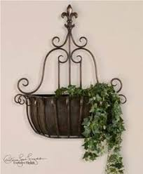 Wrought Iron Wall Planters by Wrought Iron Brackets Could Be Perfect For Bathroom Laundry