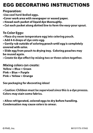 Easter Egg Decorating Kits For Toddlers by Dudley U0027s Specialty Easter Egg Dye Kits Dudley U0027s Easter