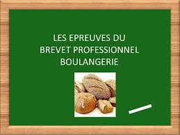 brevet professionnel cuisine les epreuves du brevet professionnel boulangerie ppt tlcharger