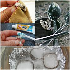 silver cleaning tips and tricks with effective home remedies