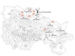 Map Of Northampton Ma El Coto De Rioja Map Of Our Vineyards