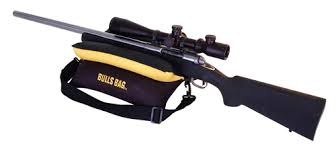 Bench Rest Shooting Rest Bulls Bag Unfilled 15