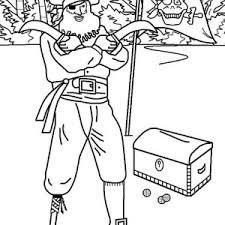 chibi hook pirate parrot coloring pages chibi hook pirate