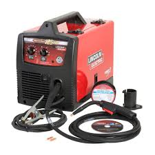Home Depot Pro Extra by Lincoln Electric 125 Amp Weld Pak 125 Hd Flux Cored Welder With