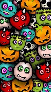 206 best halloween wallpaper images on pinterest halloween