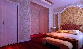 28 desain u0026 cara memasang wallpaper dinding ruang tamu kamar