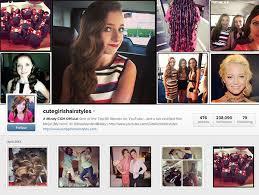 cute girls hairstyles instagram 2017 wedding ideas magazine