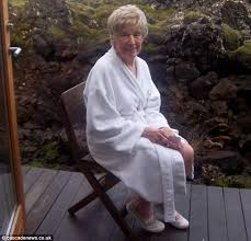 elderly nightgowns dementia patient sent home from hospital wearing a nightgown is now