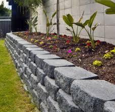 gardenwall2 garden edging ideas pinterest landscaping