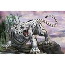 epoch jigsaw puzzle 23 079 japanese white tiger 2016 s pieces