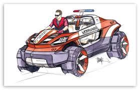 smart rescue sketch 2 4k hd desktop wallpaper for 4k ultra hd