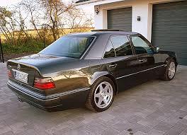 mercedes w 124 mercedes e500 w124 1993 sprzedany giełda klasyków