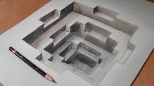 anamorphic illusion drawing by vamosart jpg