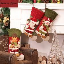 online get cheap woolen christmas stockings aliexpress com